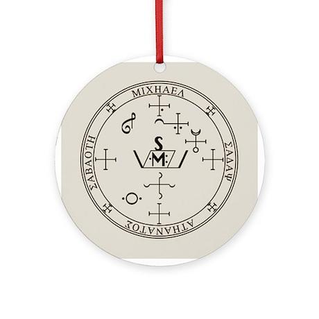 Seal of Archangel Michael Ornament
