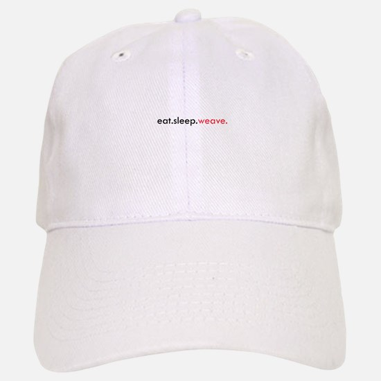 Eat Sleep Weave Hat