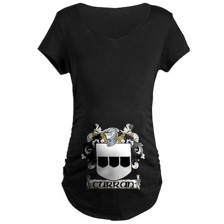 Curran Arms Maternity Dark T-Shirt