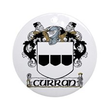 Curran Arms Ornament (Round)