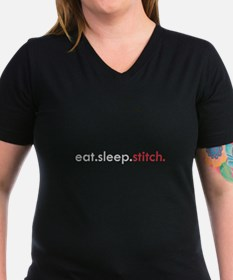Eat Sleep Stitch Shirt
