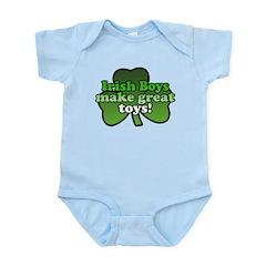 Irish Boys Make Great Toys Infant Bodysuit