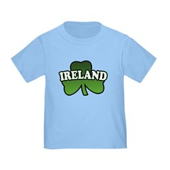 Ireland Toddler T-Shirt