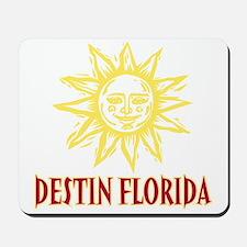 Destin Sun - Mousepad