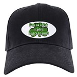I'm So Irish I Shit Leprechauns Black Cap