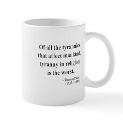 Thomas Paine 21 Mug