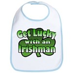 Get Lucky with an Irishman Bib