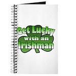 Get Lucky with an Irishman Journal