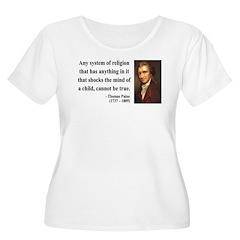 Thomas Paine 19 T-Shirt
