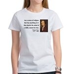 Thomas Paine 19 Women's T-Shirt