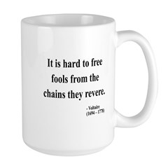 Voltaire 5 Mug