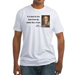 Voltaire 5 Fitted T-Shirt