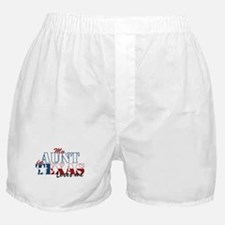 My Aunt in TX Boxer Shorts