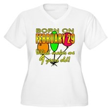 Born on Leap Year, 9 Years Old T-Shirt