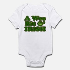 Wee Bit O Irish Infant Bodysuit