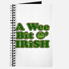 Wee Bit O Irish Journal