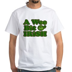 Wee Bit O Irish Shirt
