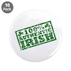 100 Percent Authentic Irish 3.5