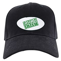 100 Percent Authentic Irish Baseball Hat