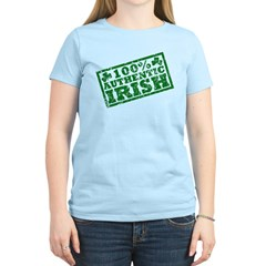 100 Percent Authentic Irish T-Shirt