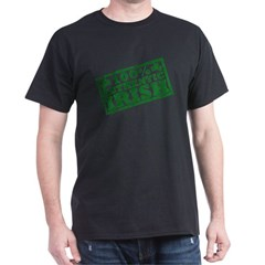100 Percent Authentic Irish T-Shirt