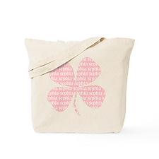 Shamrock Irish Sophia Tote Bag