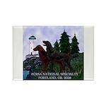 fcrsa national 2008 Rectangle Magnet (100 pack)