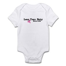Leap Year, Baby Infant Bodysuit