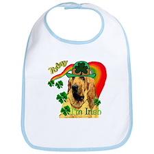 St. Patrick's Bloodhound Bib