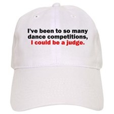 Dance Competition Baseball Cap