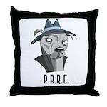 Mr. Cool Throw Pillow