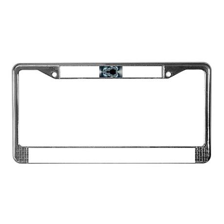 Fractal #76 License Plate Frame