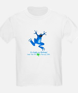 Leap Year Kid T-Shirt
