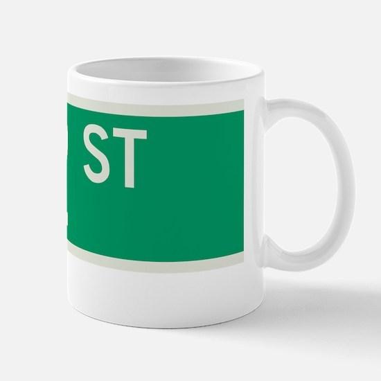 52nd Street in NY Mug