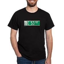 53rd Street in NY T-Shirt