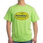 Kissbull Green T-Shirt