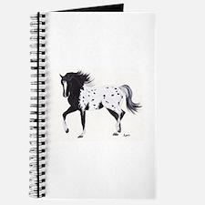Cute Appaloosa Journal