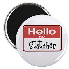 Hello I'm A Stitcher 2.25