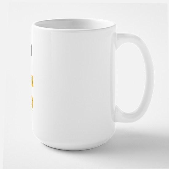 Do Not Breed or Buy Labels Large Mug