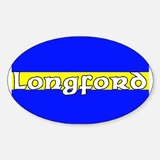 Longford Oval Decal