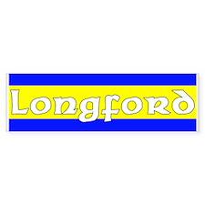 Longford Bumper Car Sticker