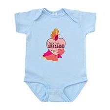 Princess Annalise Infant Bodysuit