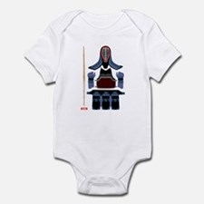Kendo Protector Infant Bodysuit