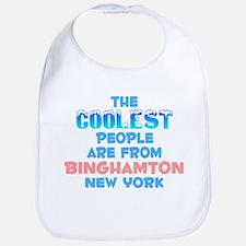 Coolest: Binghamton, NY Bib