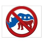 No RINOs! Small Poster