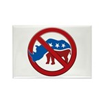 No RINOs! Rectangle Magnet (100 pack)