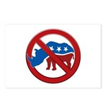 No RINOs! Postcards (Package of 8)