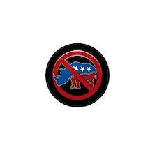 No RINOs! Mini Button