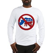 No RINOs! Long Sleeve T-Shirt