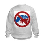 No RINOs! Kids Sweatshirt
